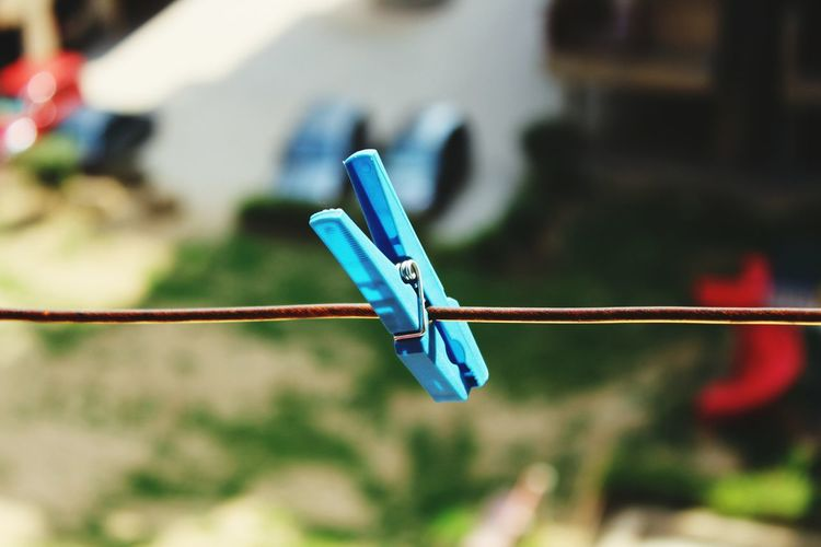 Blue Clipper Mypointofview Random Photography Randomshot April 2016 No Clothes  To Hang Out Summertime The Essence Of Summer