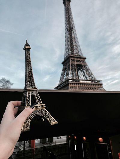 Tower Tourism History Sky Monument Paris France Love