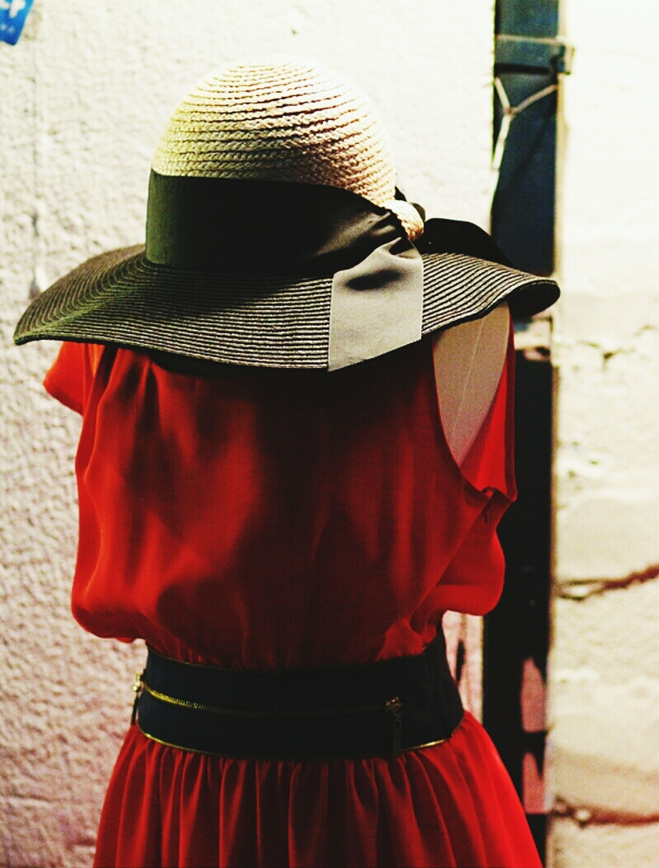 Hat Dress Fashion Beauty Fit @korea seoul samchung-dong @Canon EOS-M / 50mm f1.4