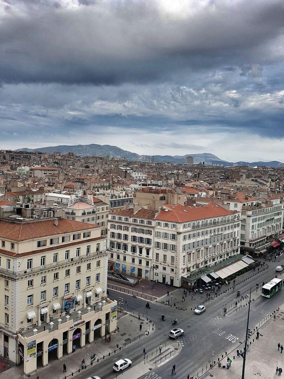 Cityscape Cloud - Sky Outdoors City Travel Destinations Marseille Vieux Port Ancient