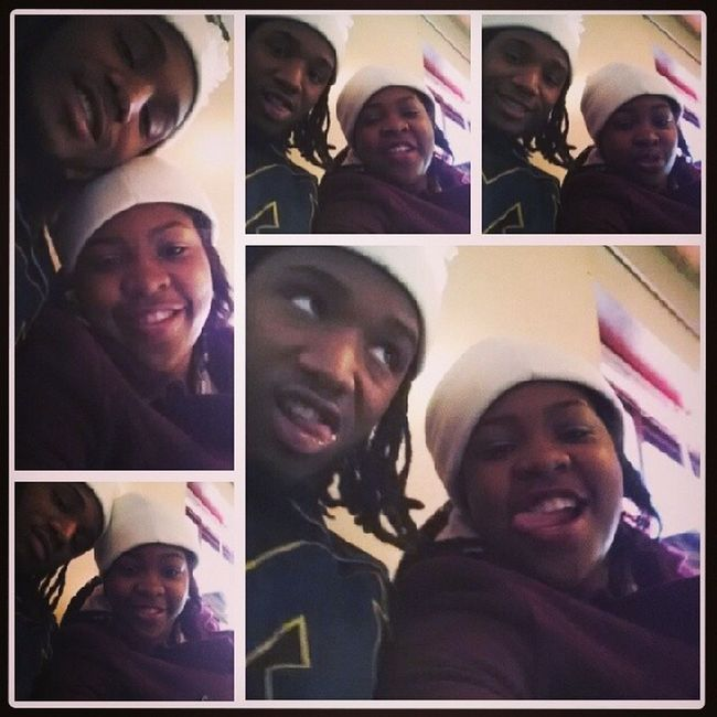 Silly faces with my boyfriend @fivestarwill_apt waiting on FAITH to qet fixed.. ILY Us LoveHisOffDays MCM