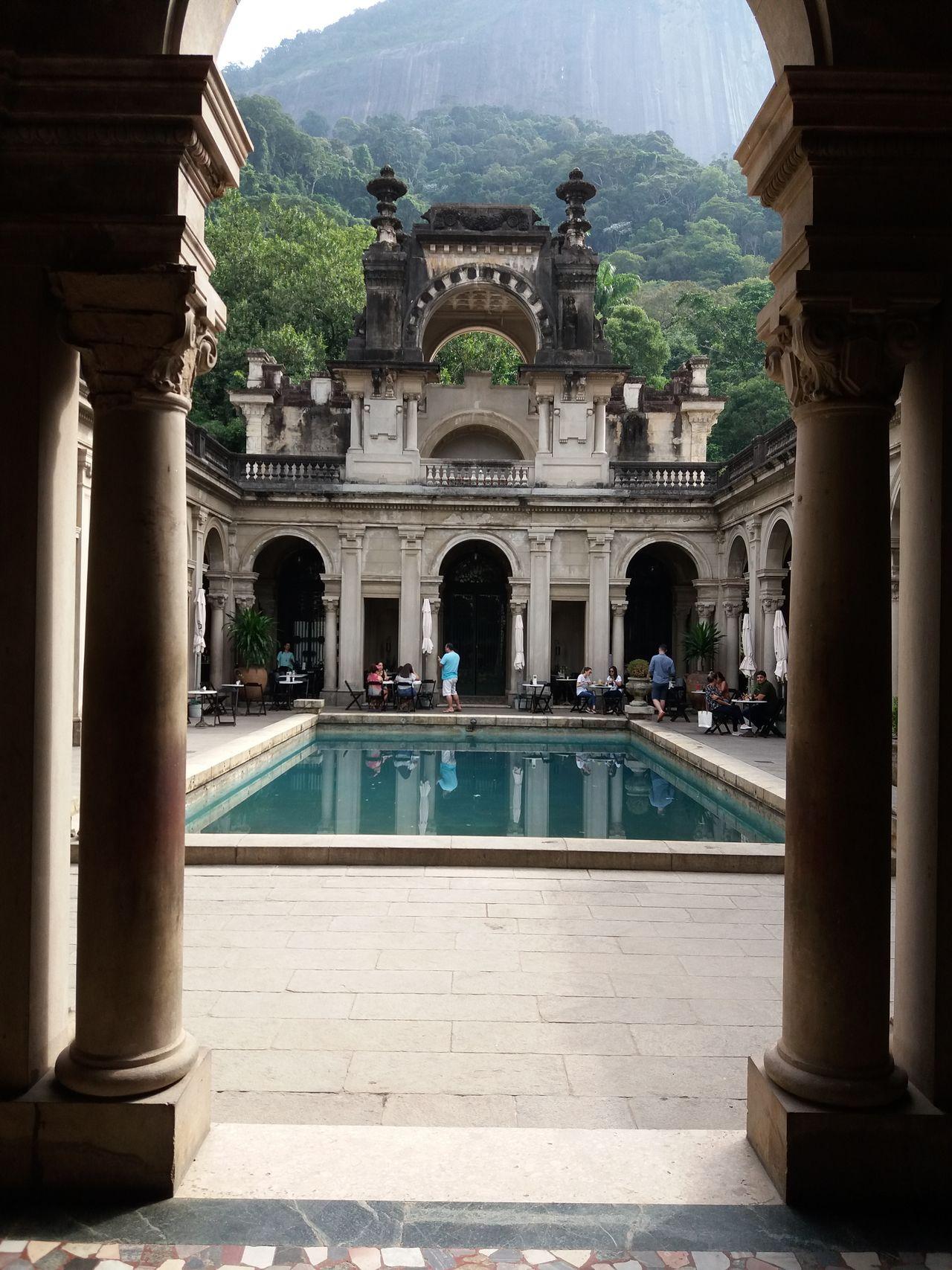 Nofilter Noedit Architecture Tree Day Swimming Pool Cristoredentor Parquelage Rio De Janeiro Eyeem Fotos Collection⛵ Rio De Janeiro Rio De Janeiro, Brazil Zonasul Top