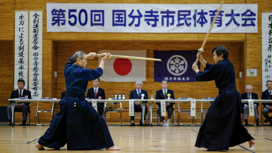 Budo Focus On Foreground Full Length Japanese Culture Kendo Men Side View Sport Sports Sports Photography The Portraitist - 2016 EyeEm Awards