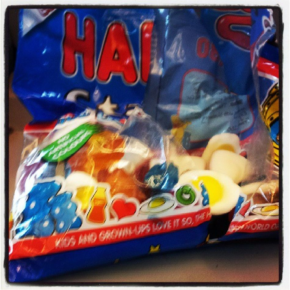 Haribos for the train yummy Train Yummy HARIBOS Sweets journey