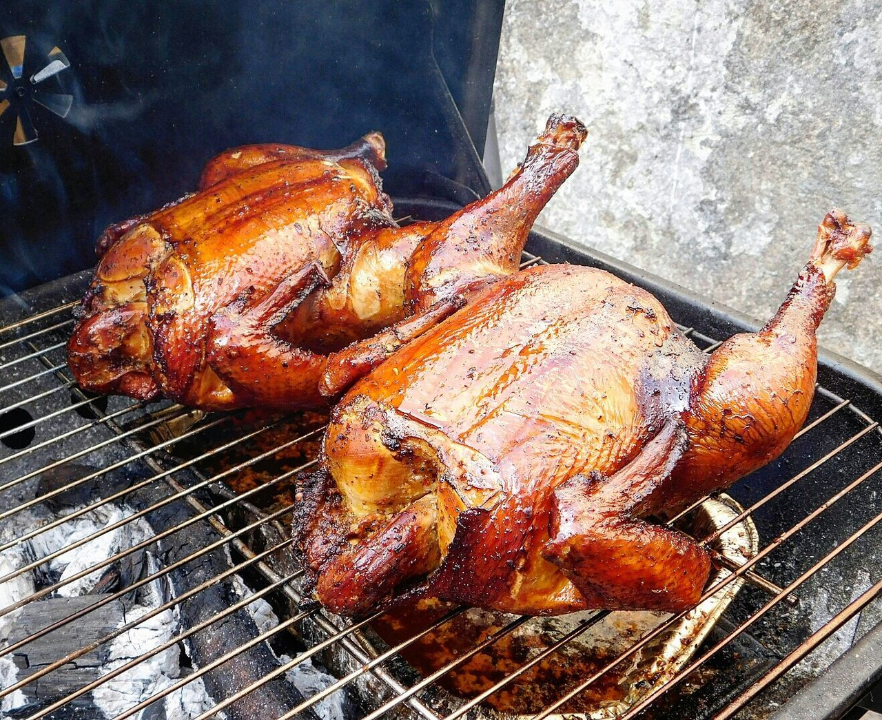 Chickens Smoked Smokedchicken Smoked Chicken