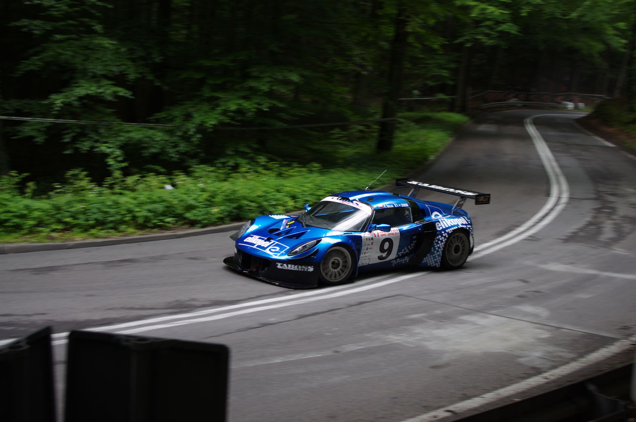 Forest Car Auto Racing Sports Race Speed sopot