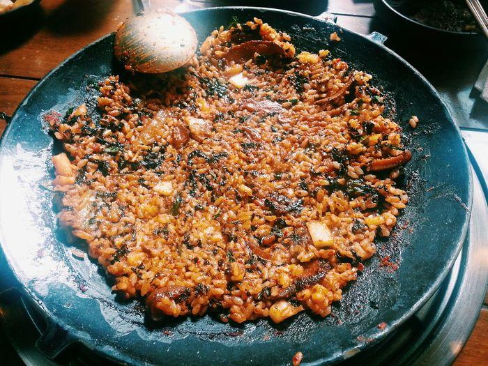 내가 젤루 좋아하는볶음밥으로 마무리~배터짐 Korean Food Seoul, Korea