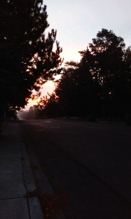 Morning run, thank you.... FatherSky