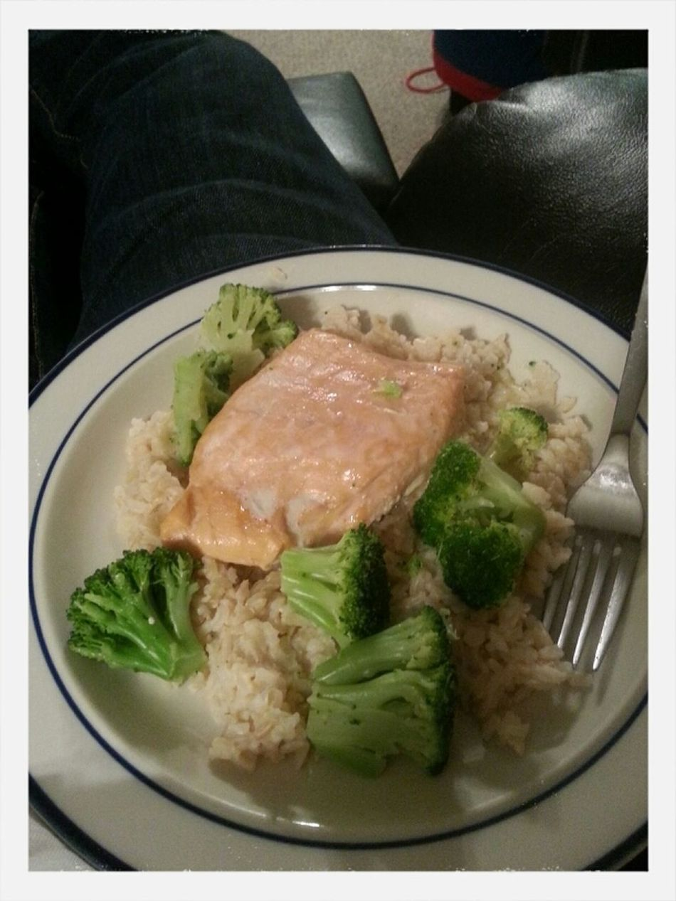 Let the eating healthy begin!