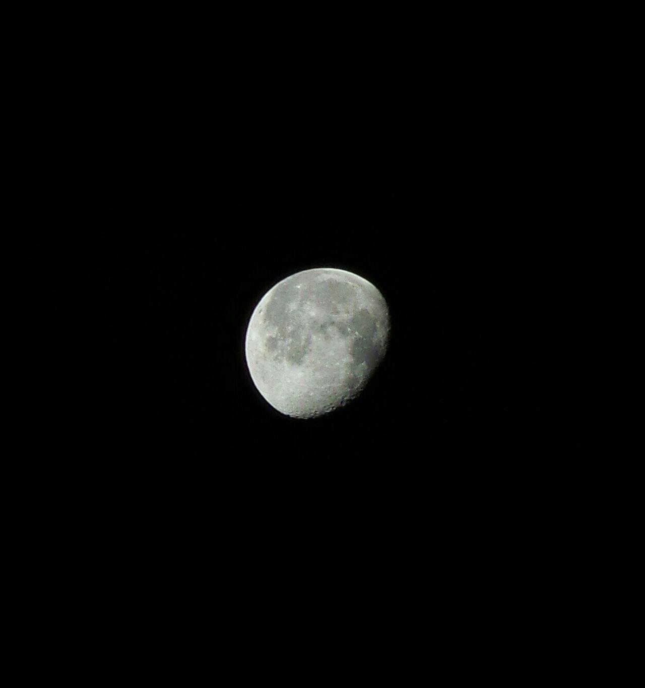 Nature Luna Noche Photo Art