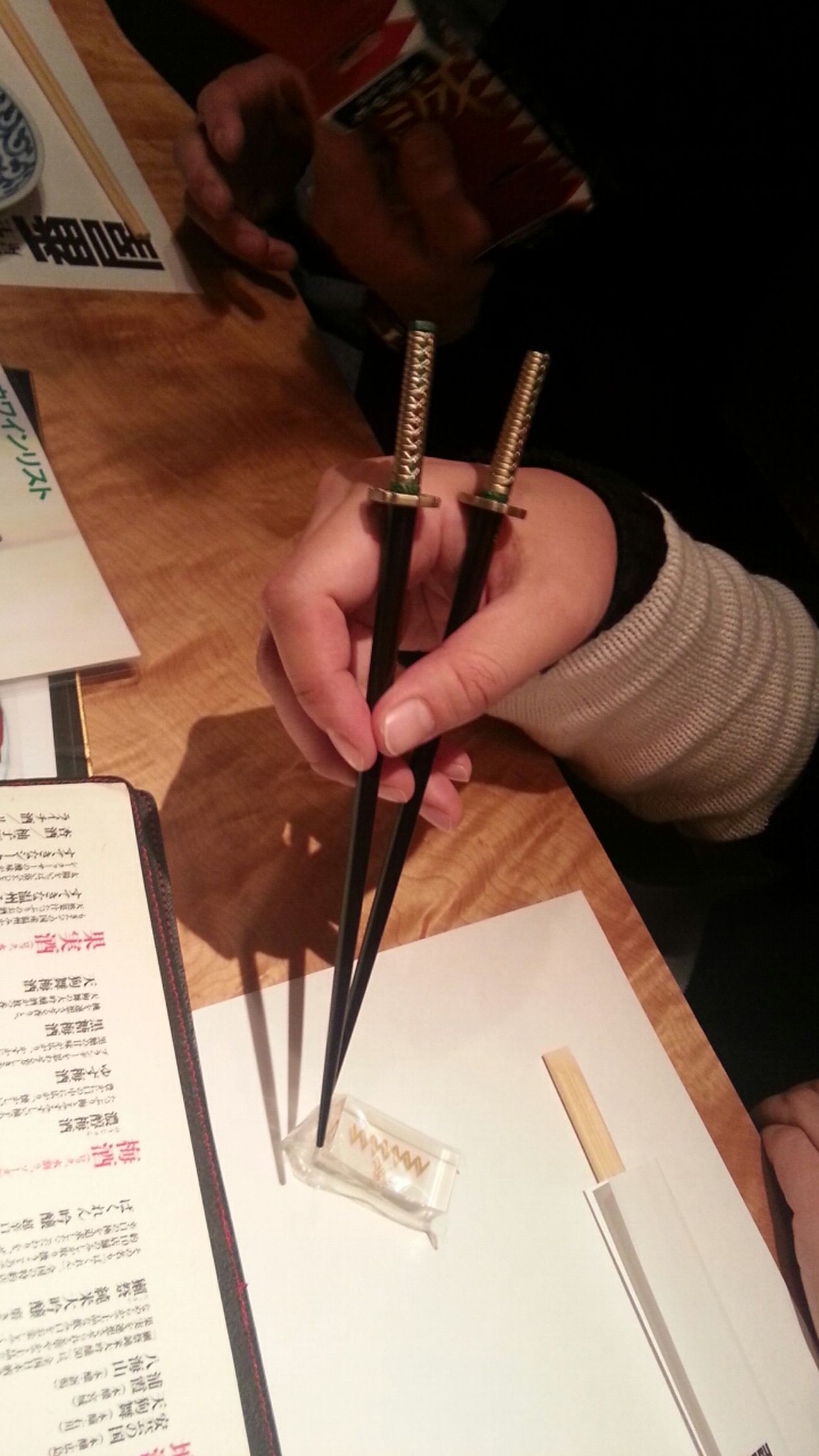 sword chopsticks Shinsengumi Souji Okita Chopsticks Sword Shinsengumi Souji Okita