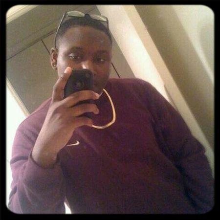 my boyfriend Alonzo