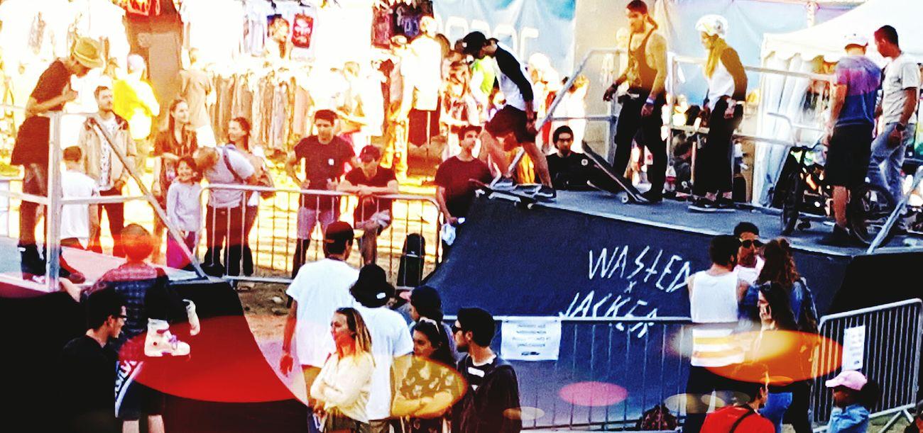 Fise Montpellier Rive Du Lez Skatepark Freestyle Skatelife