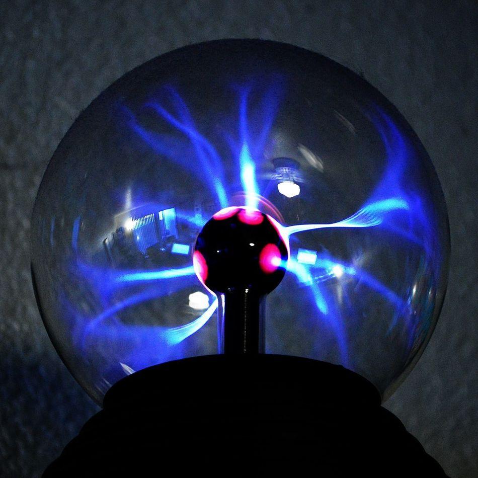 Reflections Plasma Ball Plasma Globe Plasma Lamp