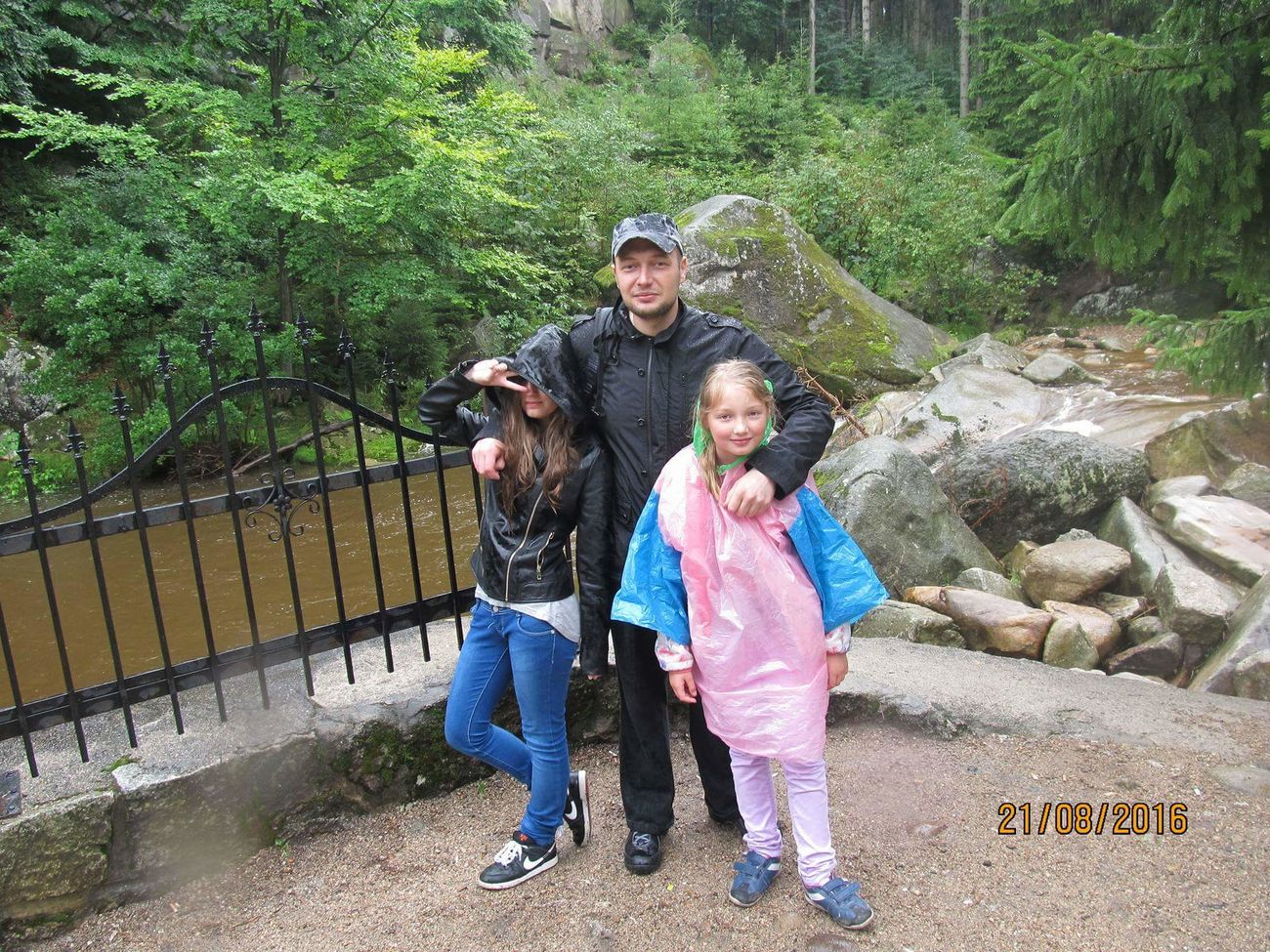 I and my nieces in the mountains☺☺☺ Family Vacations Hello World Hi! Its Me Nieces Mountains