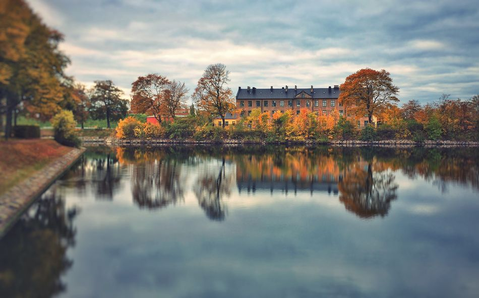 Beautiful stock photos of sweden, Architecture, Beauty In Nature, Building Exterior, Built Structure