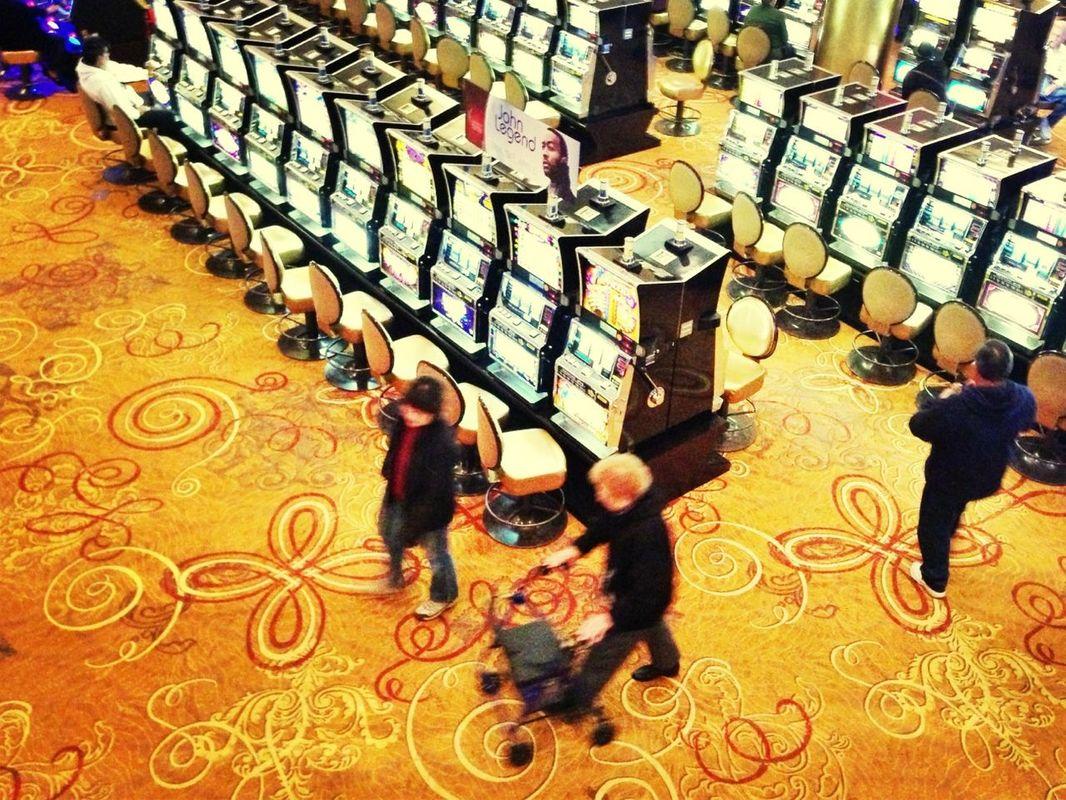 Gambling by Jen Pollack Bianco