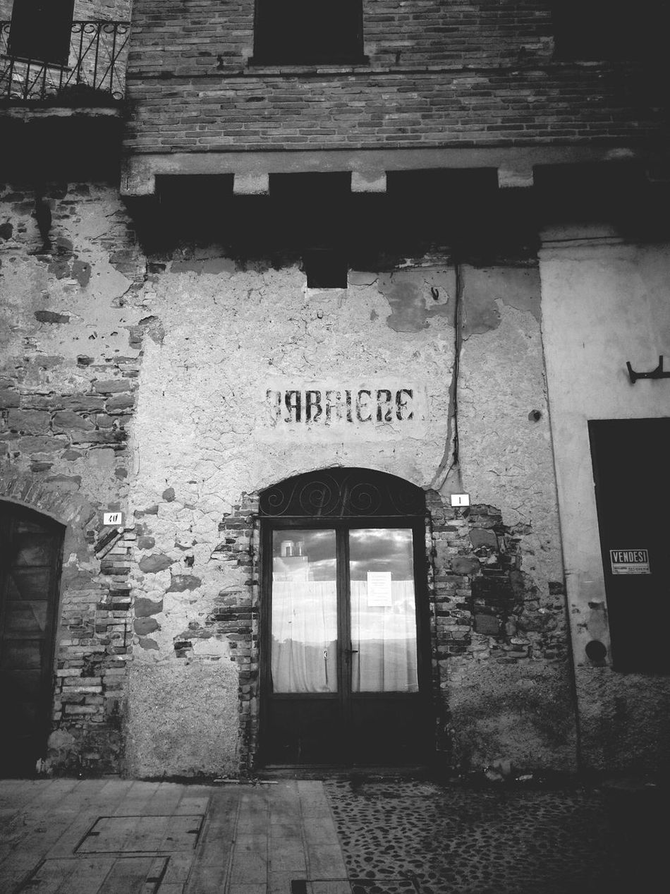 Remember Old Picture Barber Shop B&w Photography