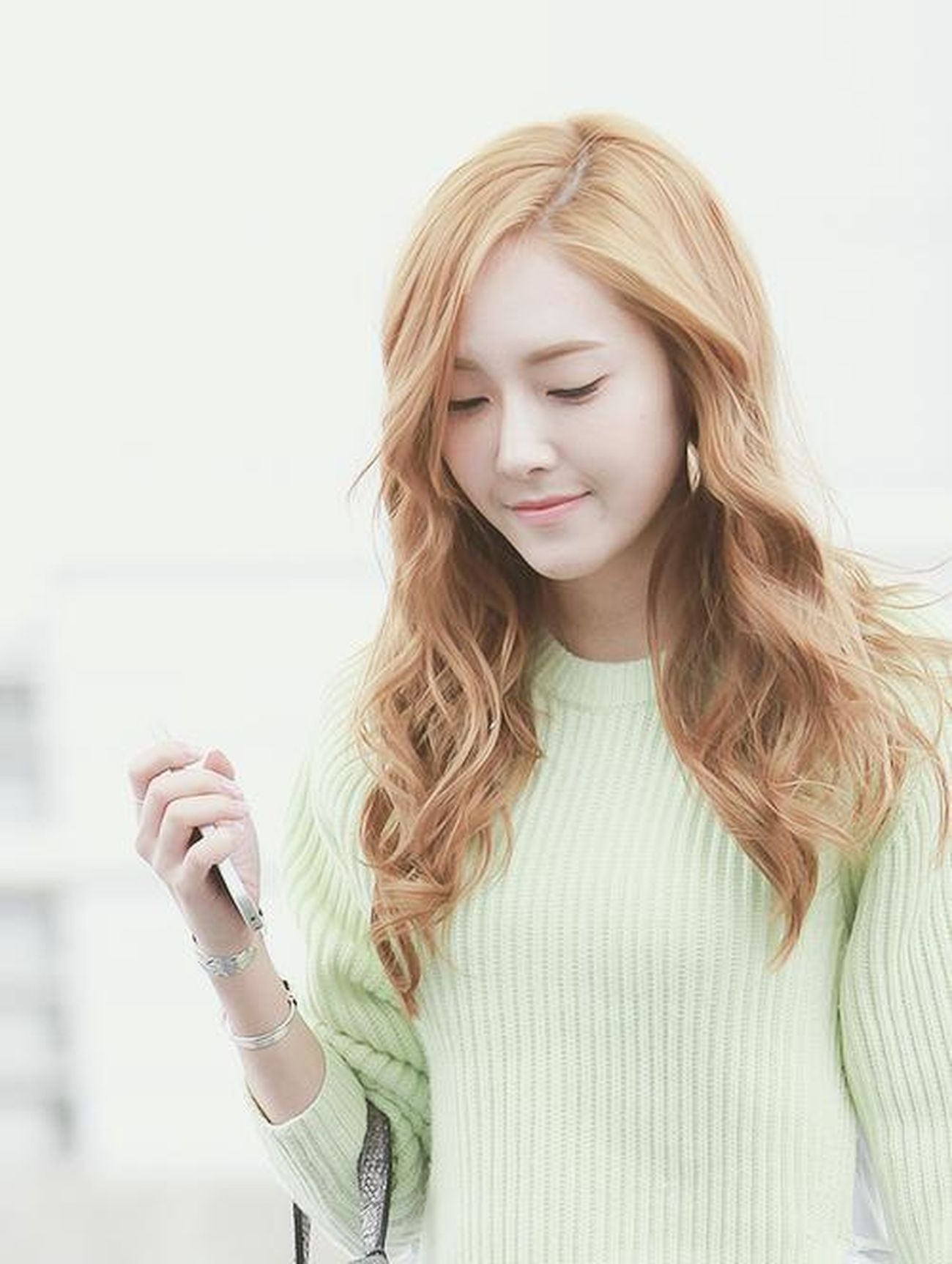 it has been quite awhile since you left Forever Girls' Generation Jessica Jung