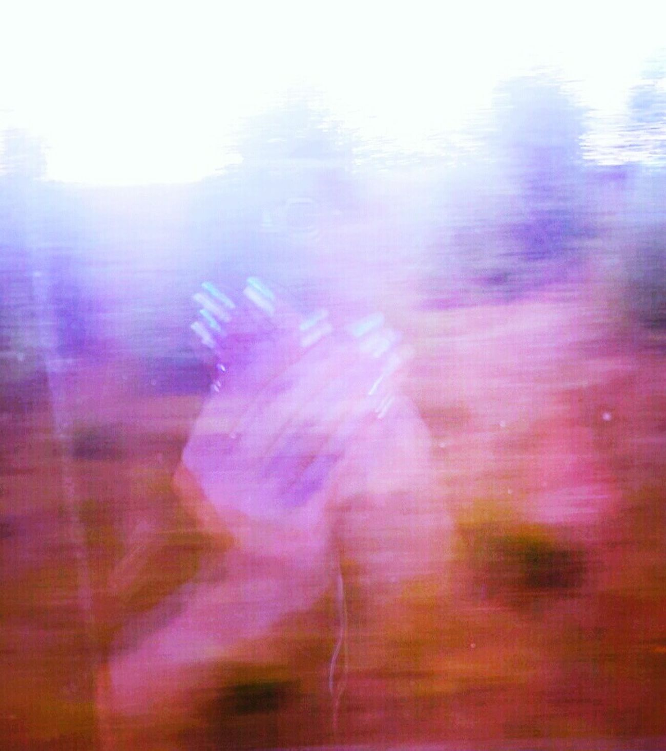 Trippy Blur Hands Train Ride Colors Splash EyeEm Edits Abstract Art Photography Artsy Artphoto Mixture  Style Whatdoyousee Dreaming Daydream Inspirational Mindful