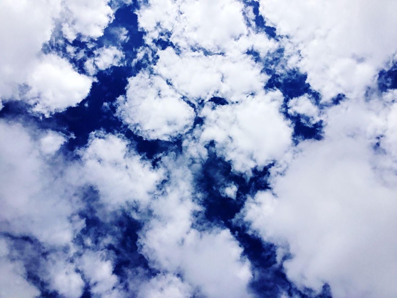 Magic Sky ☁️☀️ Sky Magic Nature Cloud Clouds And Sky Cloud - Sky Clouds & Sky Sky And Clouds First Eyeem Photo