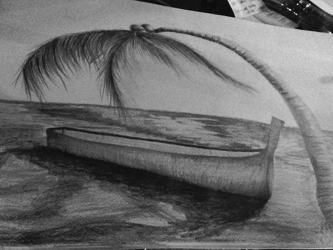 Excited For summer. 10 mins Sketch Drawing 6b