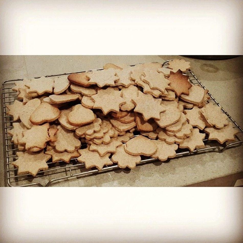 Finished at last ? Soetcookies Christmas Baking