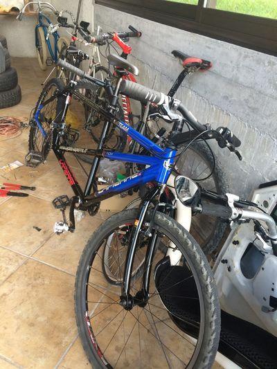 Bike Tandem Mountain Sport