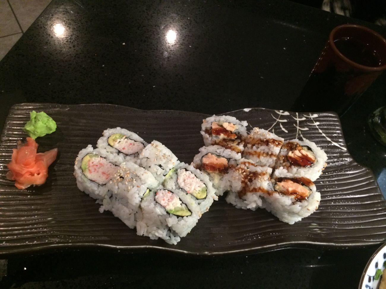 Sushi Happ Frieds Japanese Food