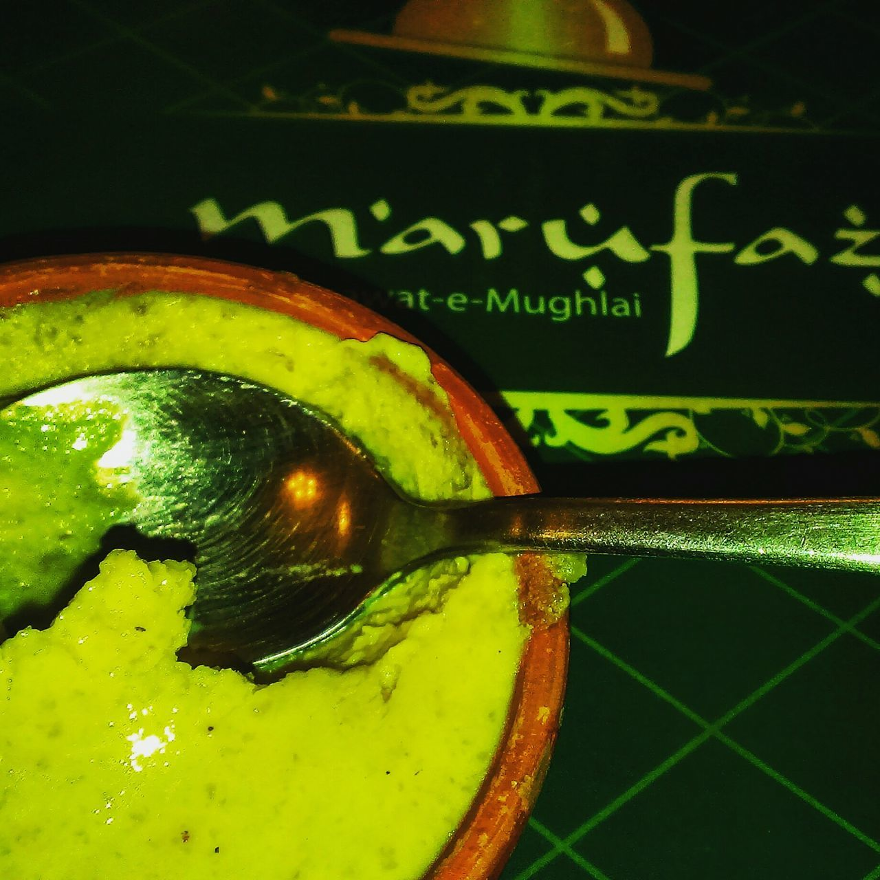 A la creme, firni @ Marufaz, Kolkata.. Relaxing Lunch Time! Dessert Porn Foodporn MughalStyle