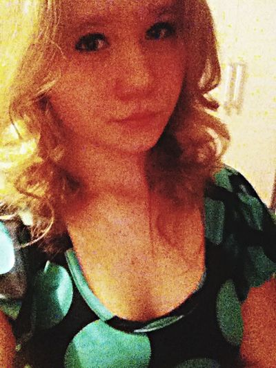 Selfie Myself To New Year
