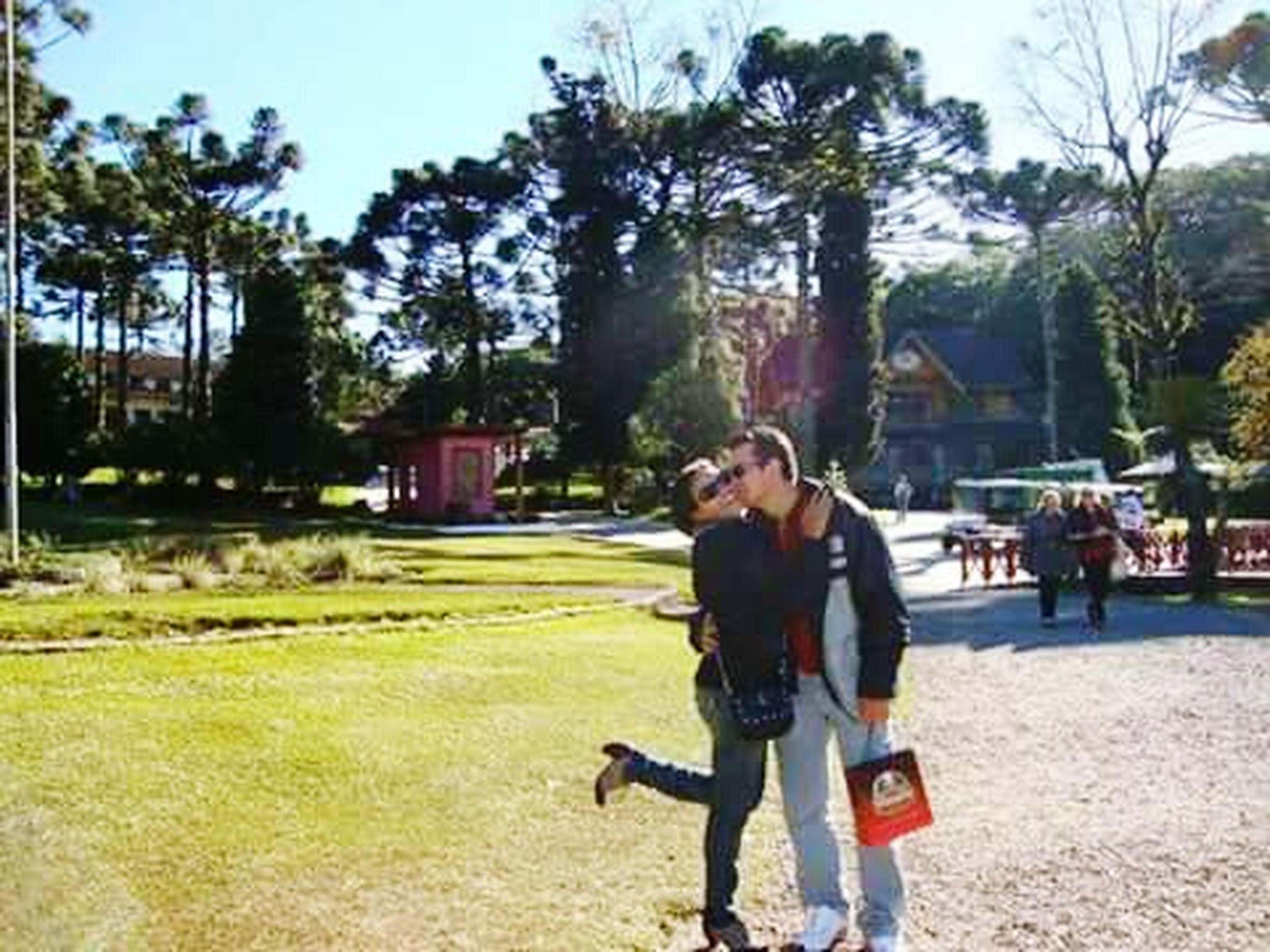 Ferias lindas no Sul do Brasil. LoveInTheAir Gramdo-RS MyLove❤ Mylife♡ Myboyfriend❤ Vocation