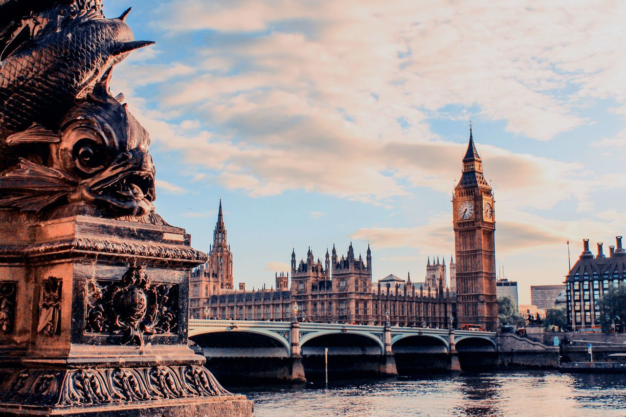 'We are not afraid' Big Ben Big Ben, London Building Exterior City City Life Cityscape Clock Tower Great City Houses Of Parliament Keep Calm And Love London London London Lifestyle London Togheter London_only LONDON❤ Love London Outdoors Travel Destinations Victorian Style Westminster