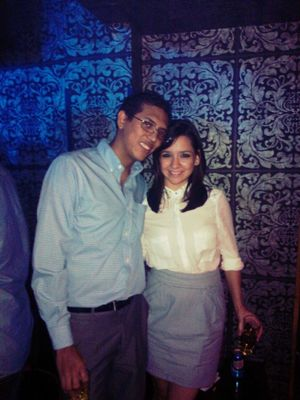 My best friend :) Te Quiero Pau  in Leon by Miguel Ávila