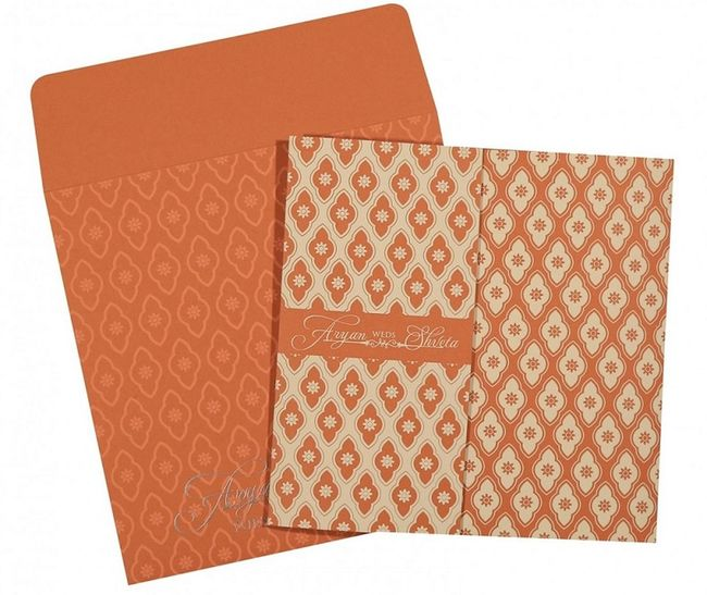 "Add warm elegance to your wedding with this beautiful Hindu wedding cards . Details here: Go to Store: https://www.indianweddingcards.com/card-detail/CW-8263D Card Code:- CW-8263D Price: $1.50 Size:- 7.75 "" X 7.75 "" Weight: 75 Grams Card Color:-Pink Paper Type:- Matt Paper Insert's Color: Ivory Insert's paper type: Matt paper Process:- Silk Screen Printing HinduWeddingCards HinduWeddingInvitationCards HinduWeddingInvitations Online Wedding Cards Marriage Invitation Weddingcards"