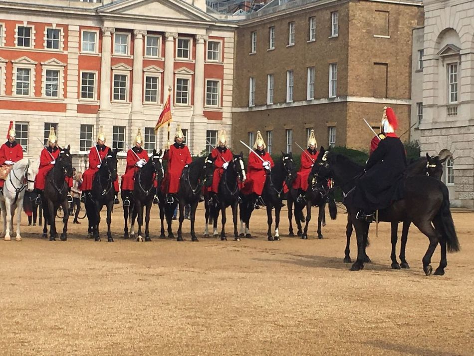 ENGLAND LONDON 23RD MARCH 2017, HORSE GUARD PARADE WESTMINSTER ABBEY SOLDIERS ON HORSE BACK FOLLOWING THE ISIS TERRORIST ATTACK ON WESTMINSTER BRIDGE AND THE HOUSES OF PARLIAMENT. Horse Adults Only Outdoors Architecture Military Uniform Only Men London EyeEmNewHere People And Places Breaking News Isisattack Westminster Bridge Aftermath Historic Event The Day After Shock Terrorism Houses Of Parliament England Devestation Horse Guards Parade London Day Westminster Bridge, Isis Terrorist Attack