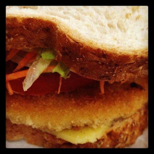 Shintzel sandwich