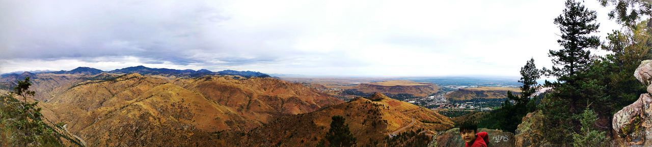 Colorado Mountains Lookout Mountain Peaceful