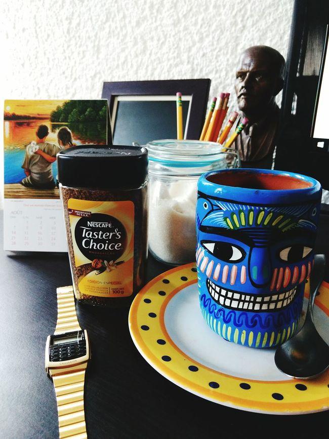 Cafe Cafe Time Coffee Time Coffee Mañana Nescafe Tasterschoice Vainilla Acapulco,Guerrero Mexico Mañanero Escritor Escritório Escritores Trabajando