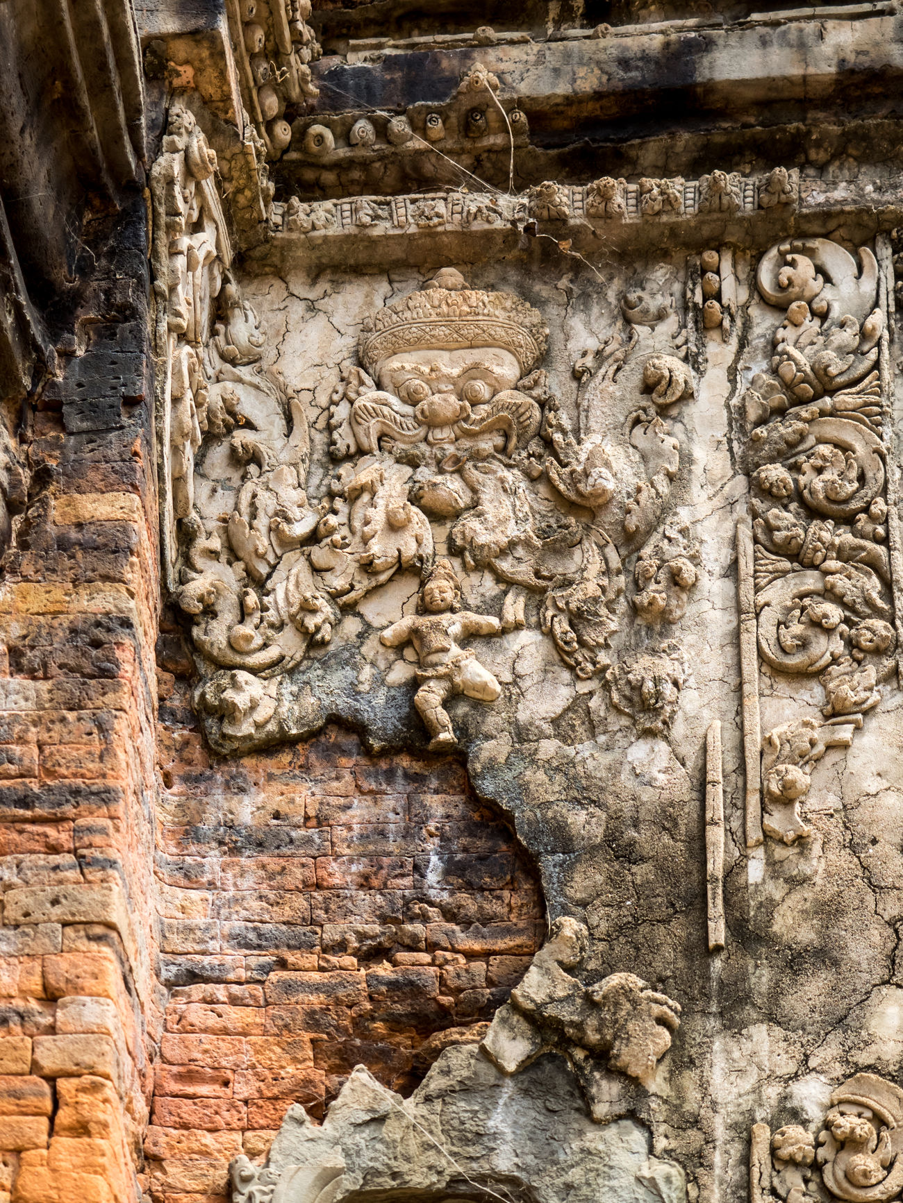 Ancient Civilization Angkor Architecture Built Structure Cambodia Day History No People Old Ruin Outdoors Relief Travel Travel Destinations Travelphotography