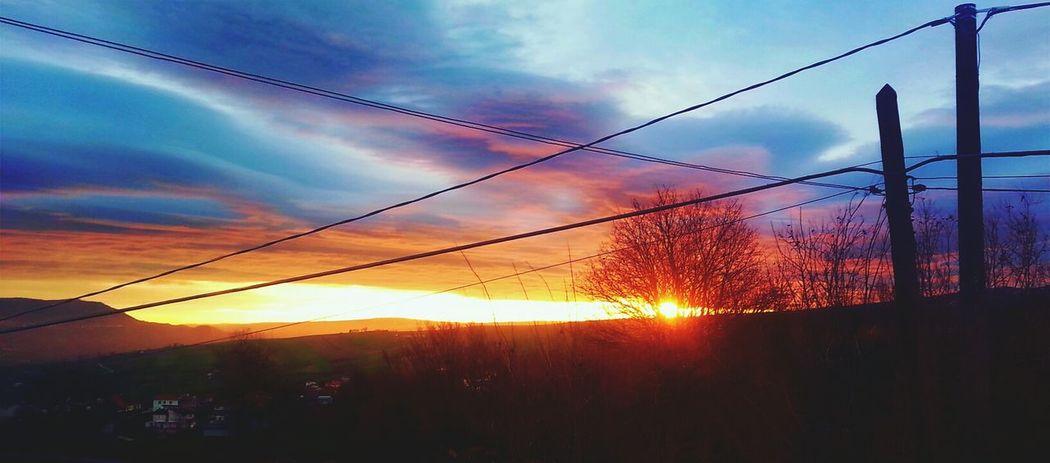 Sunset EyeEm Best Shots Eye4photography  Sun And Clouds