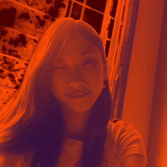 Wink Smile Smartgirl  Smart beautiful girl nice picture photo booth sweet l4l like likeit love loveit orangecamera follow followme follow4follow instafun instapic instagood instagram instapict instadaily