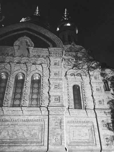 Vnezapno Ortodox Church Optina Saint Petersburg Russia Iloverussia Black&white Baikal.Russia.Siberia.my Motherland