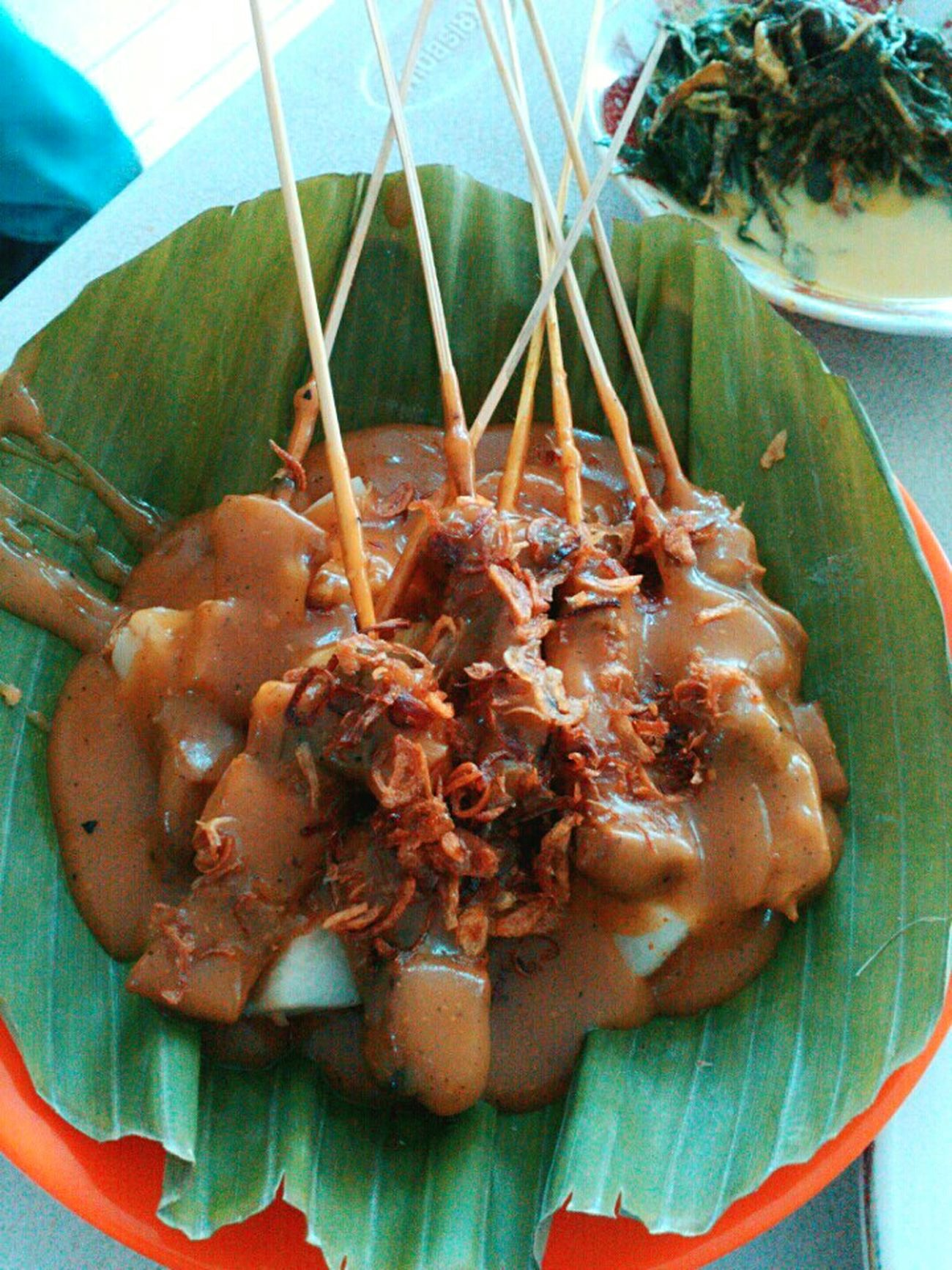Sate Padang Bopet Mini Pasar Benhil Indonesianfoodstreet Indonesia_photography Indonesianfood Indonesian Culinary Foodmarket