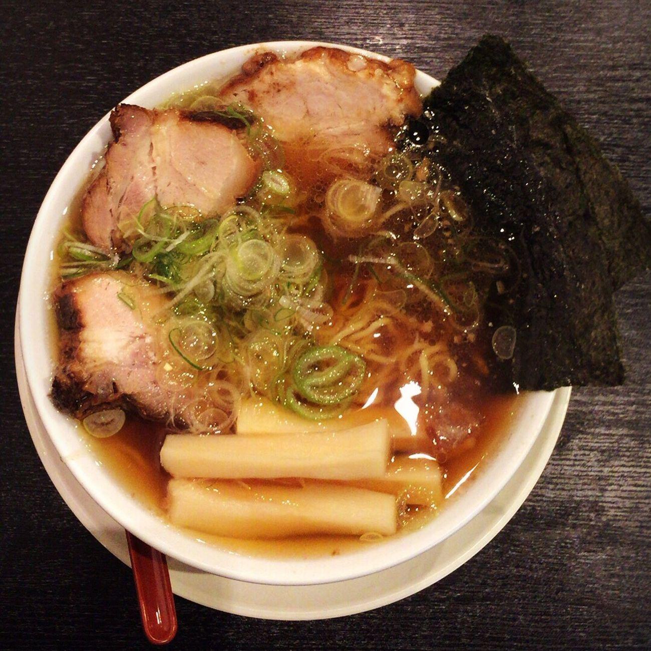 2015.4.1 前に食べたのをUPしてみました( *´艸`) Ramen Noodles ラーメン 中華そば チャーシュウ