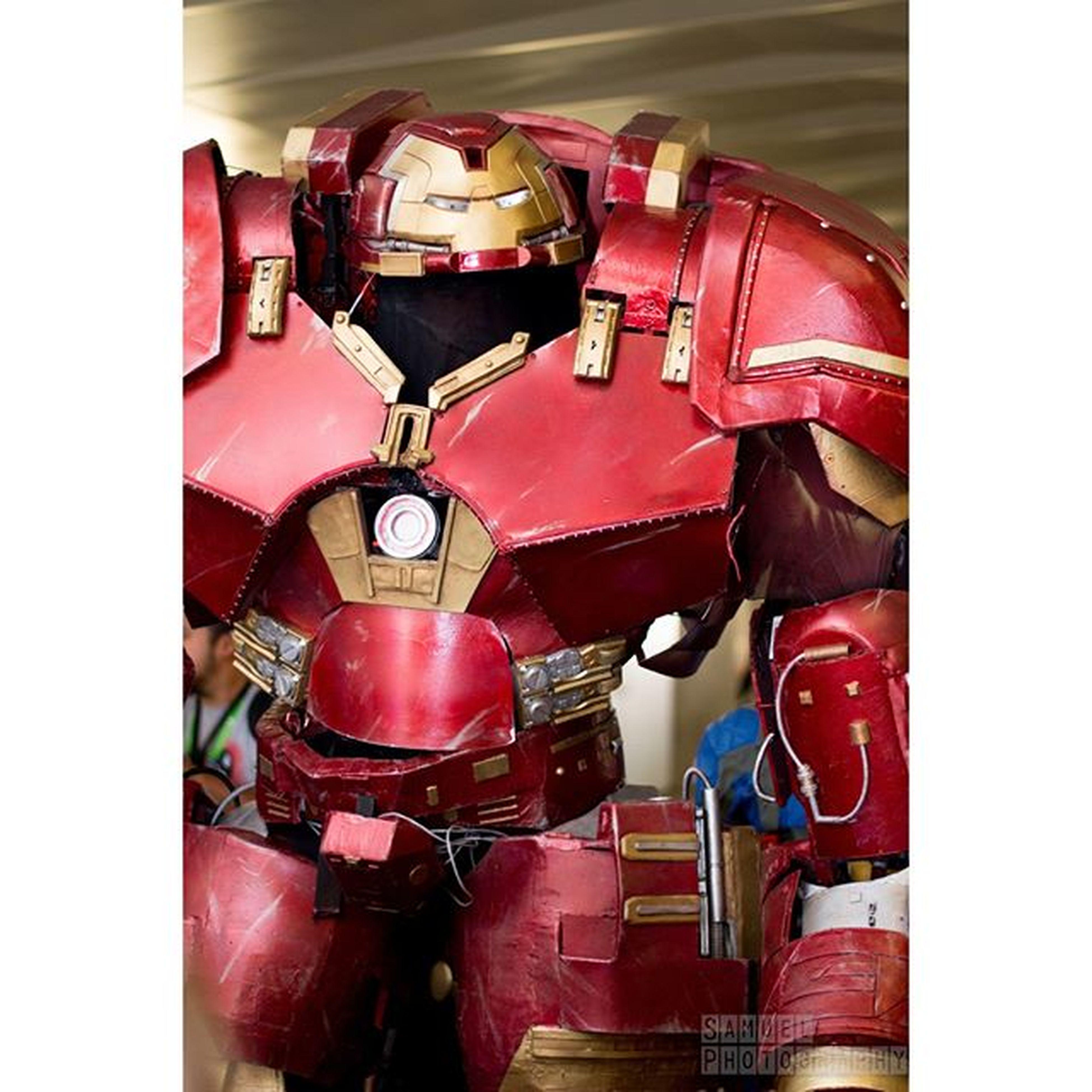 Ironman Ironsuit Hulkbuster Hulkbustercosplay Codeveronica AgeOfUltron Gotosleep
