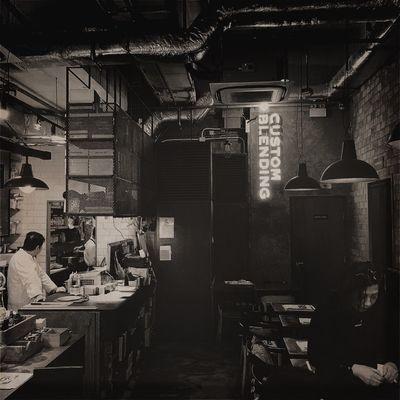 Cappucino Coffee Break Black And White Photography Fortheloveofblackandwhite Isolation Loneliness Check This Out HongKong I Love Hong Kong Hong Kong