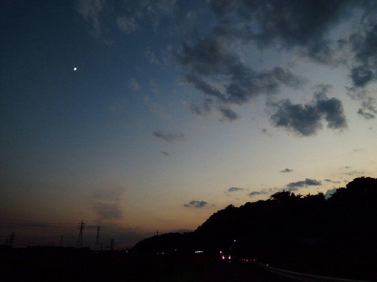 おつかれさま。 NikonP330 夕暮れ時 おつかれさま