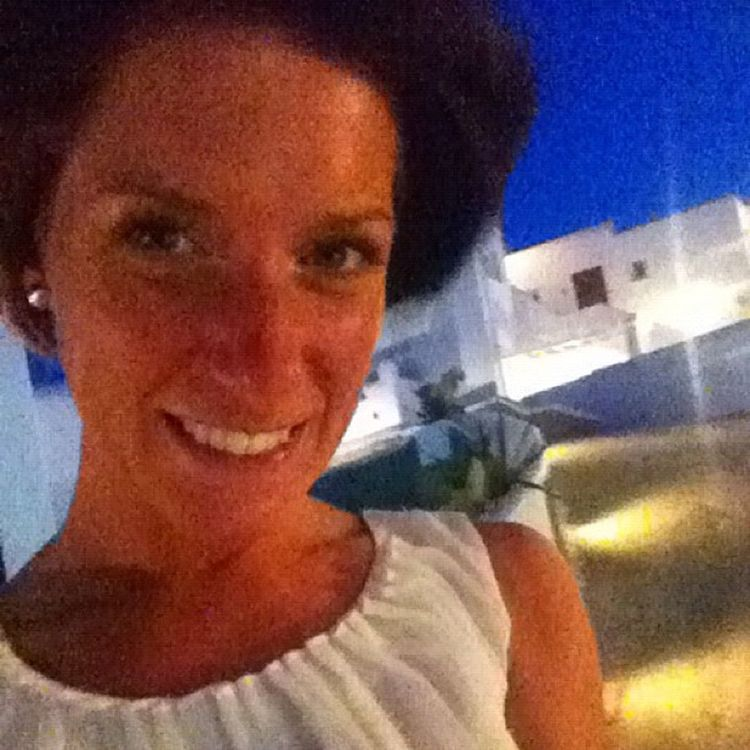 Last night out :( bye bye Mykonos