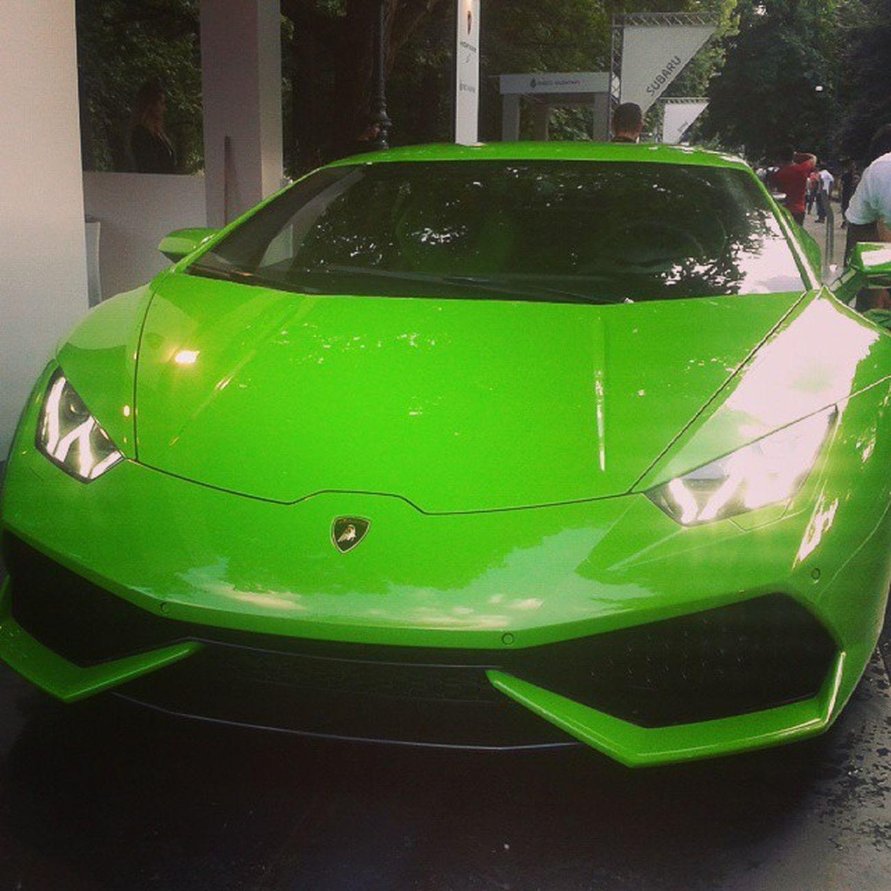 Lamborghini Huracan Parcovalentino